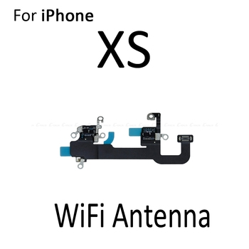 Garsiai Garsiakalbis WIFI Antenos Flex Cable For iPhone 7 8 Plus X XS Max XR Garsiakalbis Buzzer Varpininkas Jungtis Juostelės Dalys